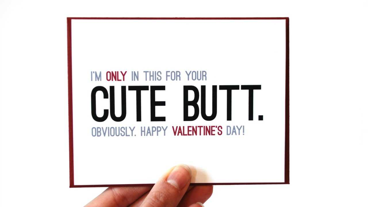 31 Valentines cards that will make you single – Moonpig Valentines Cards
