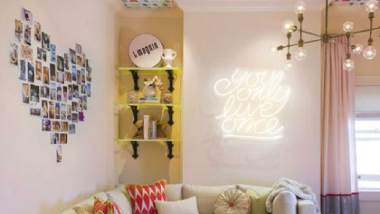 Decorate Room 19 cheap ideas to decorate your bedroom wall | hexjam