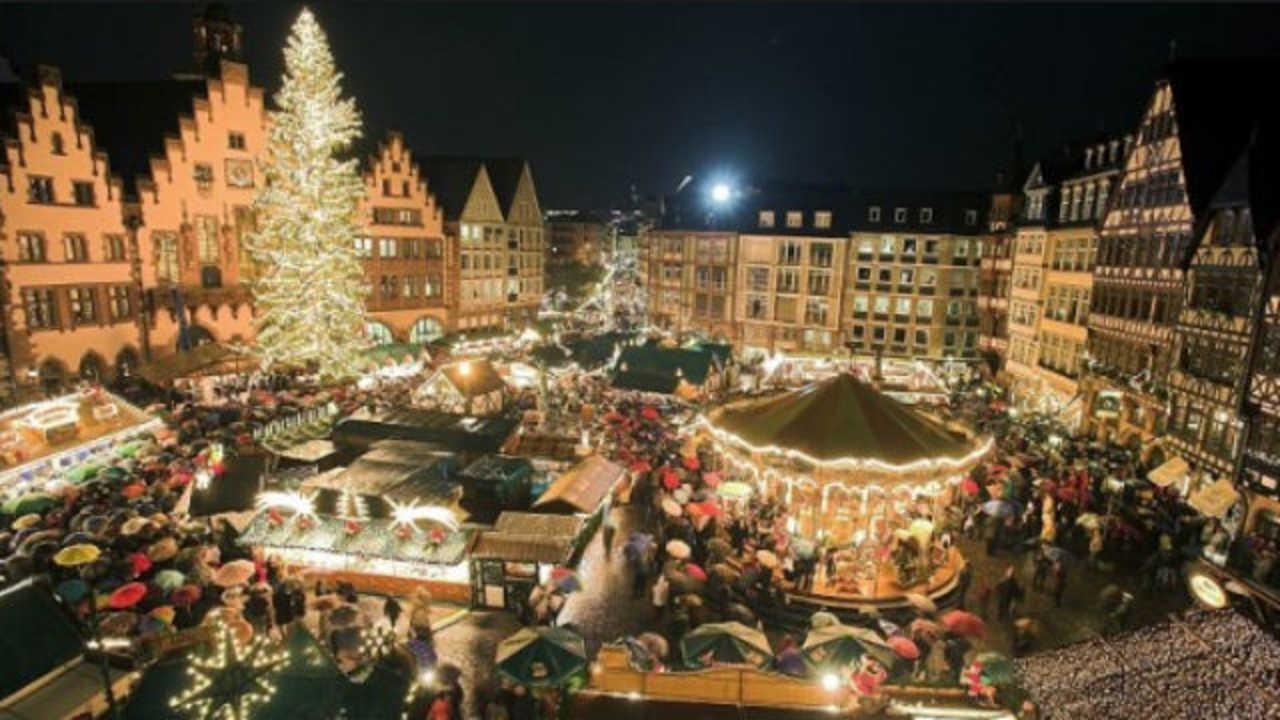 The BEST Christmas markets in Europe | Hexjam