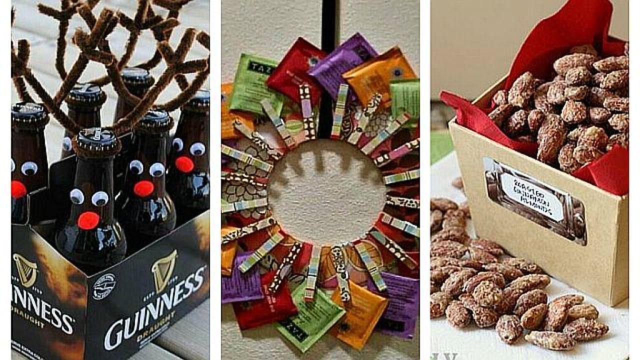 Diy funny secret santa gift ideas 58 secret santa gifts for Fun secret santa gifts