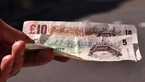 Ten and five pound notes 010