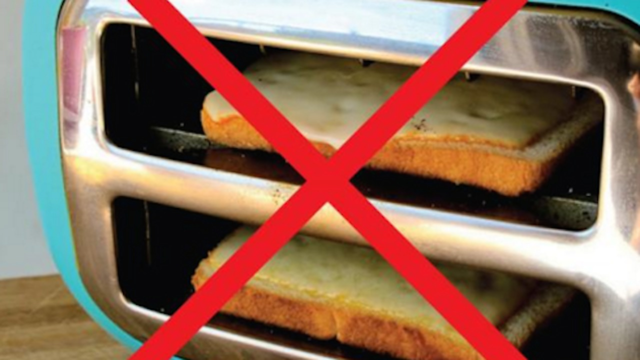Why this toaster hack is dangerous.