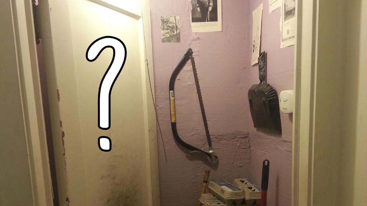 . Friends prank friend by converting bedroom   Hexjam