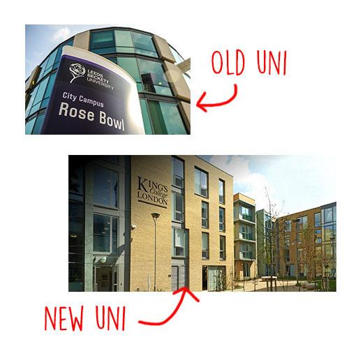 Leeds Beckett University and Kings College London