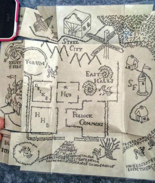 Marauder's Map proposal