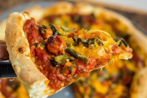 ghost pepper pizza