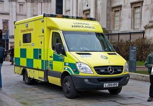Ambulance british