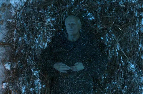 maester aemon death