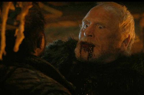 jeor mormont death
