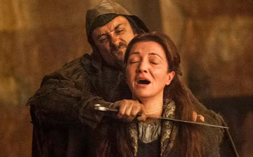 catelyn stark death